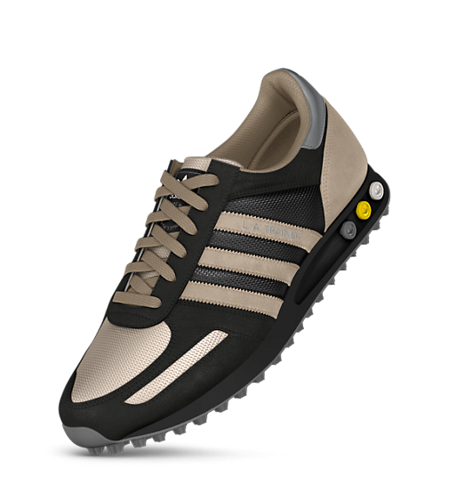 CUSTOMIZE ADIDAS LA TRAINER | Adidas