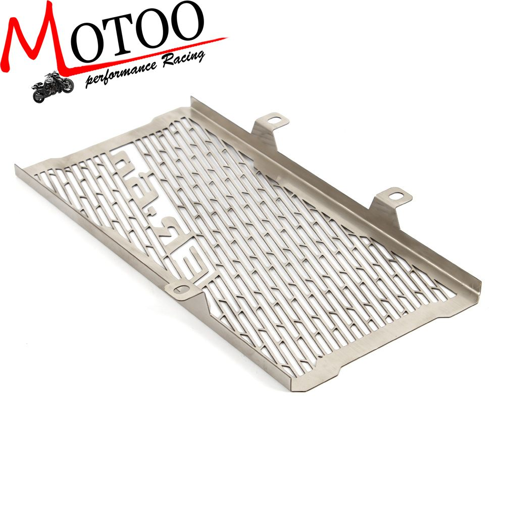 Motoo - free shipping Radiator Grille Grill Cover Protector Guard For KAWASAKI ER-6N ER6N 2012 2013 2014 2015 2016 #Affiliate