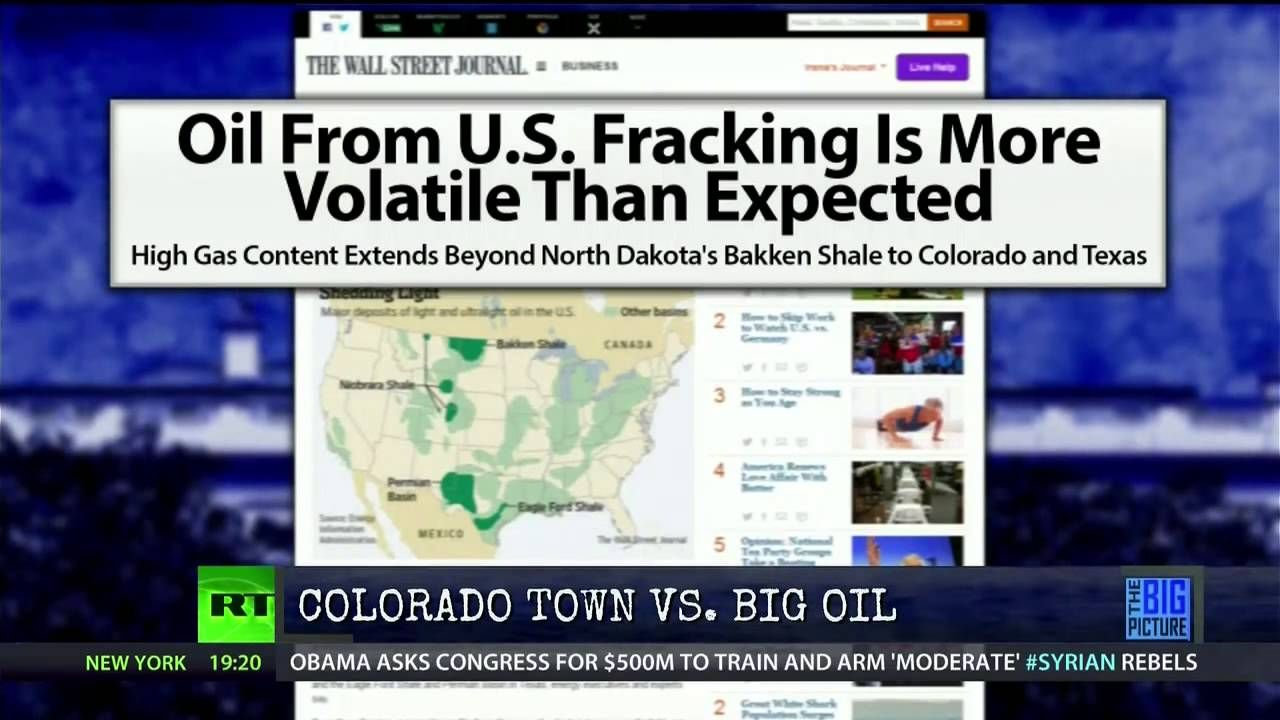 Big Oil Buys the Fracking Election