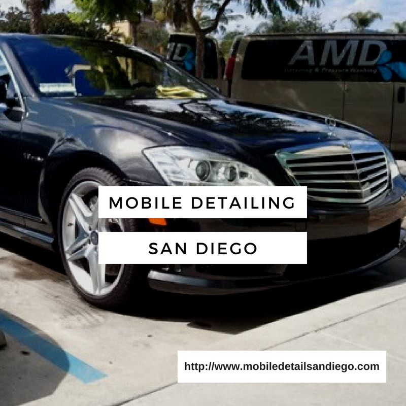 Mobile Auto, Car Detailing Service in San Diego AMD