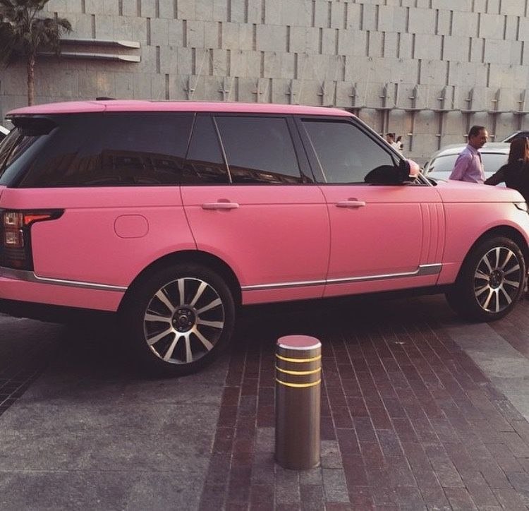 #pinkrangerovers In 2020 (With Images)