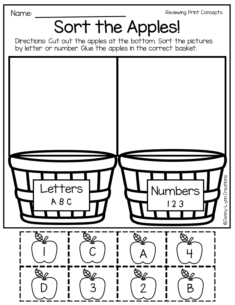 Back to School Math and Literacy Packet | big dreams # 1 | Pinterest ...