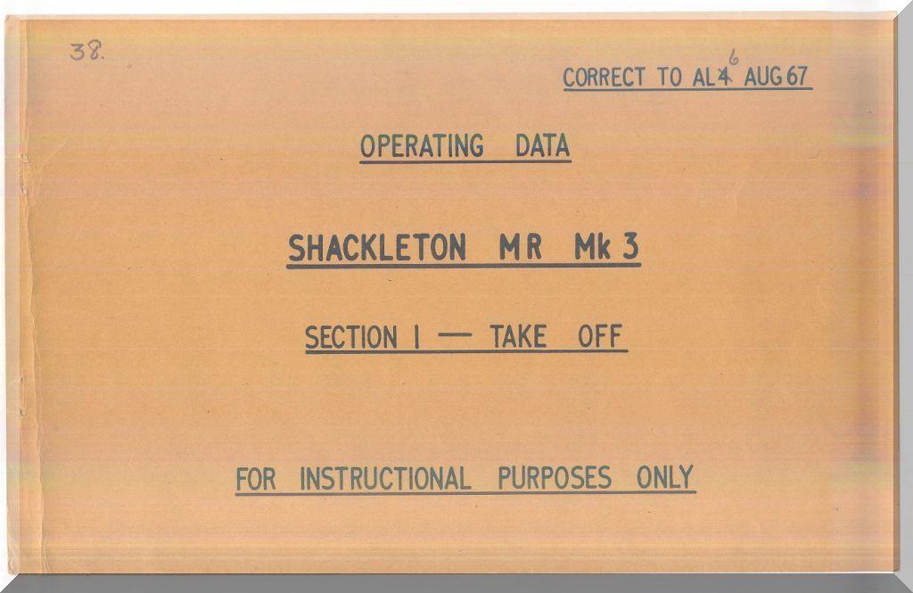 a v roe avro shackleton mk ii aircraft operating data manual rh pinterest com Advantages of Manual Data Processing Manual Labor