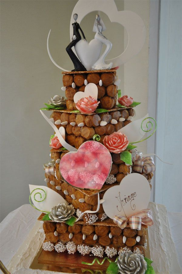 1000 images about pice monte on pinterest - Piece Montee Mariage