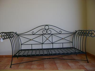 muebles en hierro forjado - Buscar con Google | Recicla el hierro ...