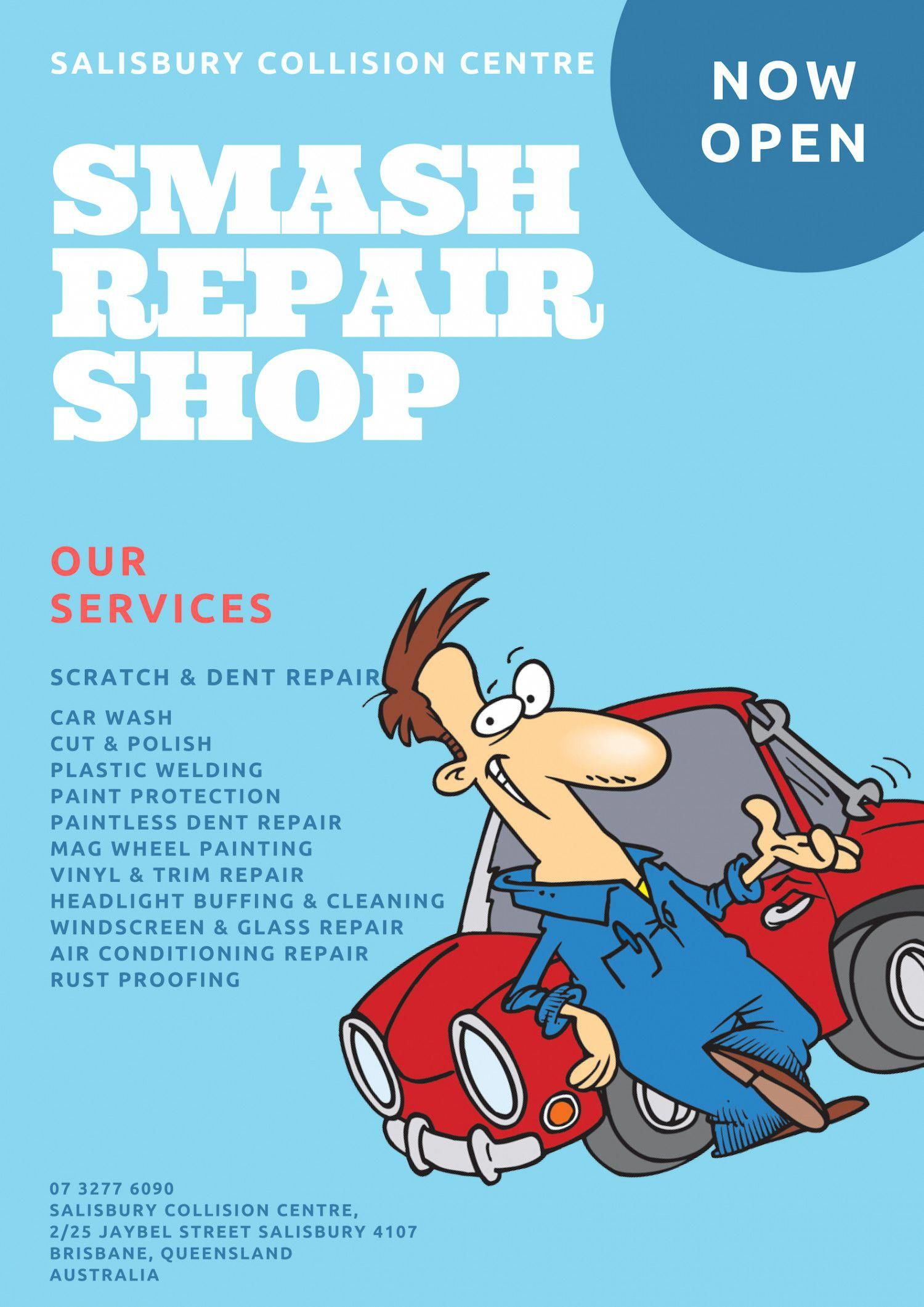The Best Smash Car Repairs Service In Brisbane Australia