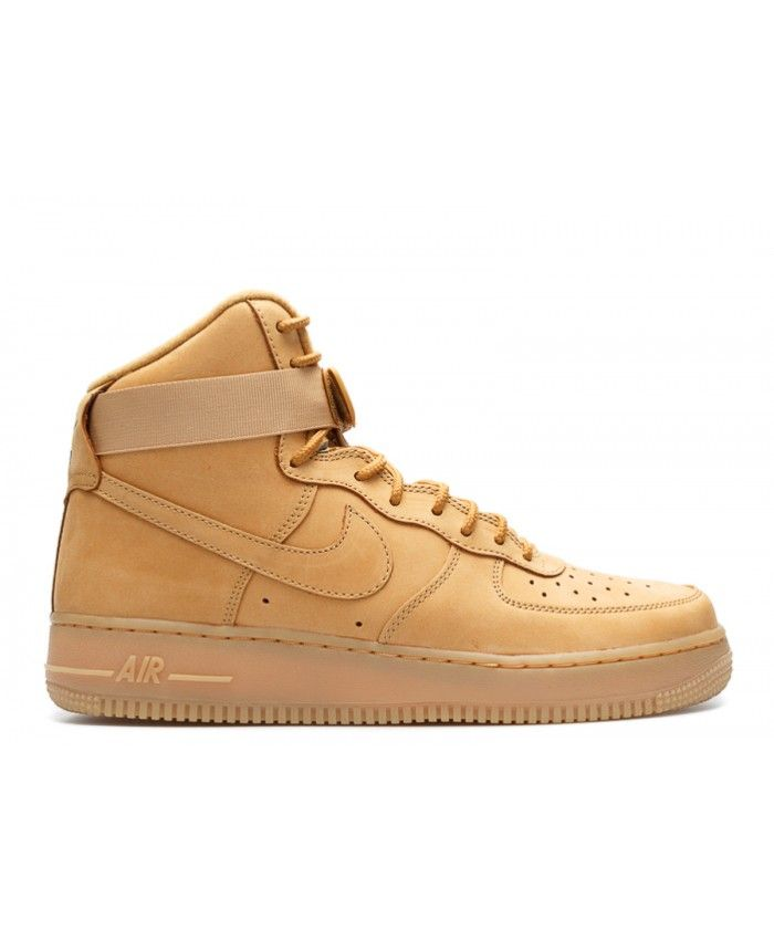 Air Force 1 High 07 Lv8 Flax Flax, Flax Outdoor Green 806403