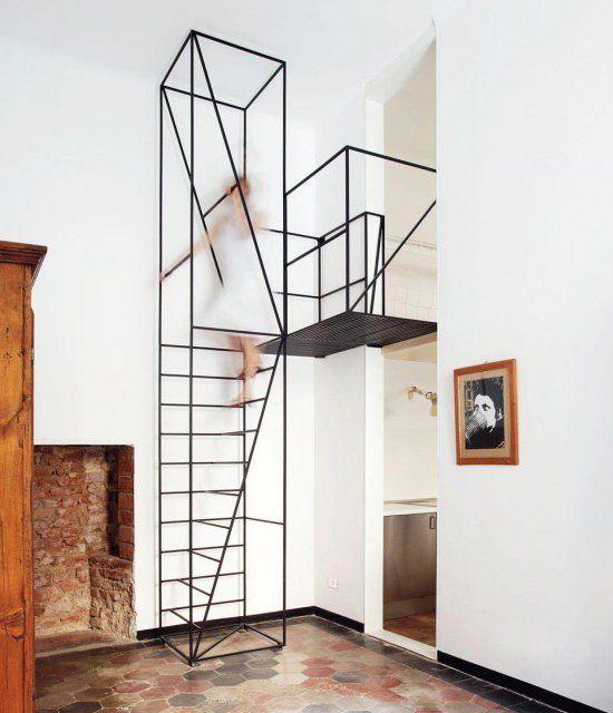 22 Modern Innovative Staircase Ideas: 20 Innovative Staircase Designs