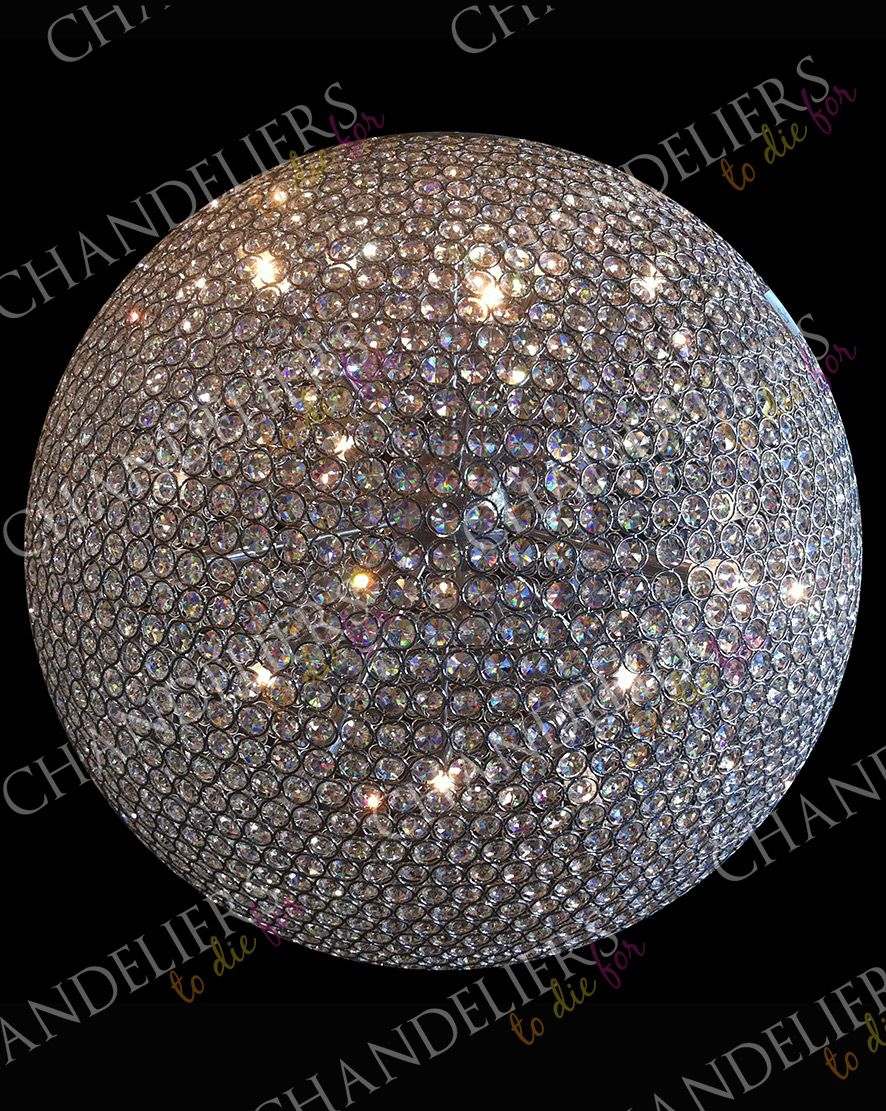 Crystal globes chandeliers to die for pty ltd bad ass pinterest crystal globes chandeliers to die for pty ltd aloadofball Choice Image