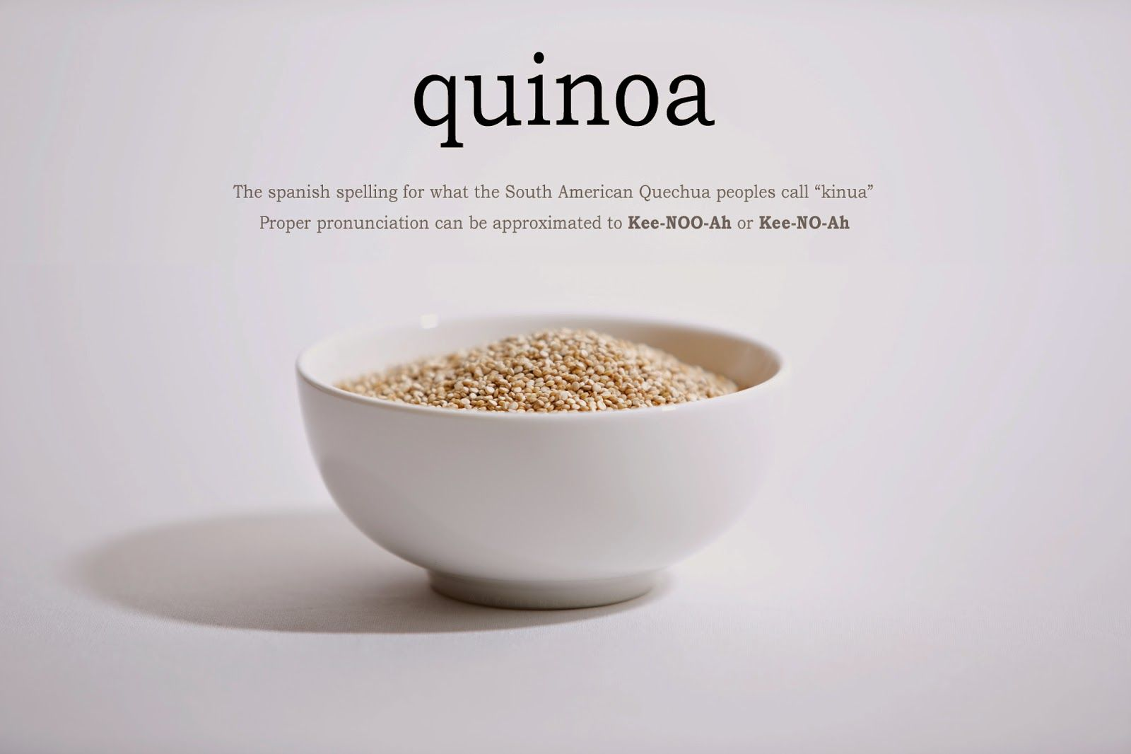How to Pronounce Quinoa: How to Pronounce Quinoa  How to