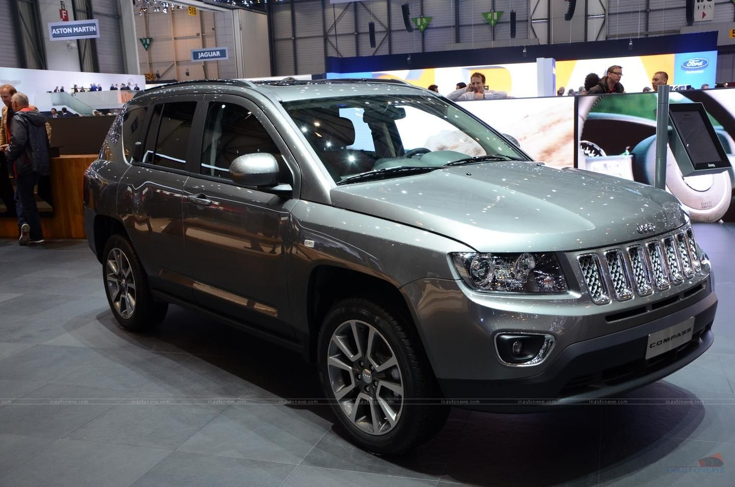 New Jeep Compass 2015 Concept