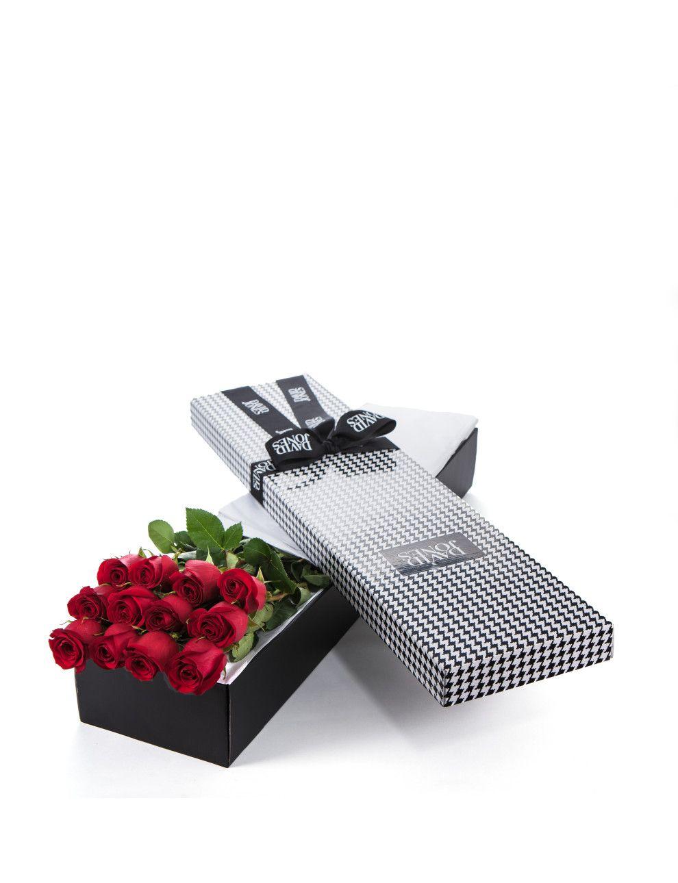 David Jones Kitchen Appliances 12 Red Premium Long Stem Roses David Jones 100 Free Delivery