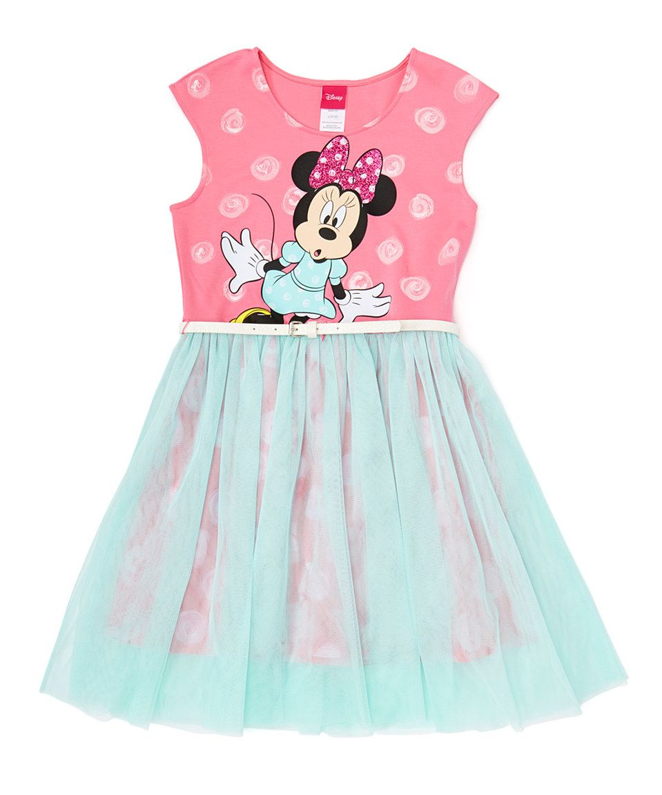 4df9e277c Look what I found on  zulily! Strawberry Cream Minnie Mouse Drop ...