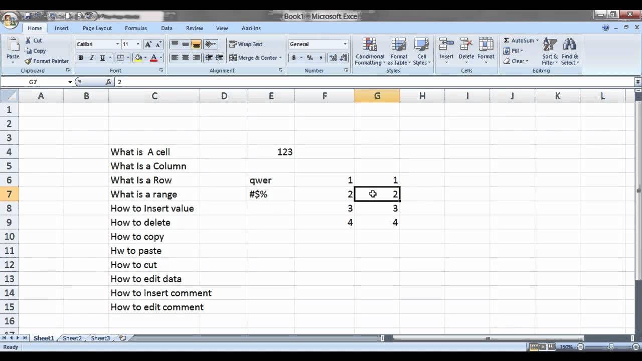 Learn Basic Excel Skills For Beginners Part 1 Microsoft Excel Tutorial Excel Tutorials Excel