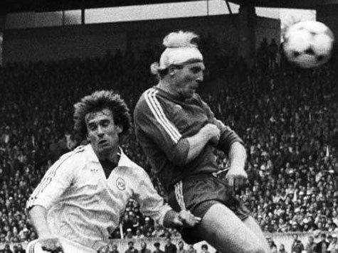 1. Mai 1982, Frankfurt - Bayern München : 1.FC Nürnberg 4:2