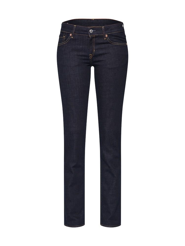 Kings Of Indigo Jeans 'Dido' Damen, Kobaltblau, Größe 31
