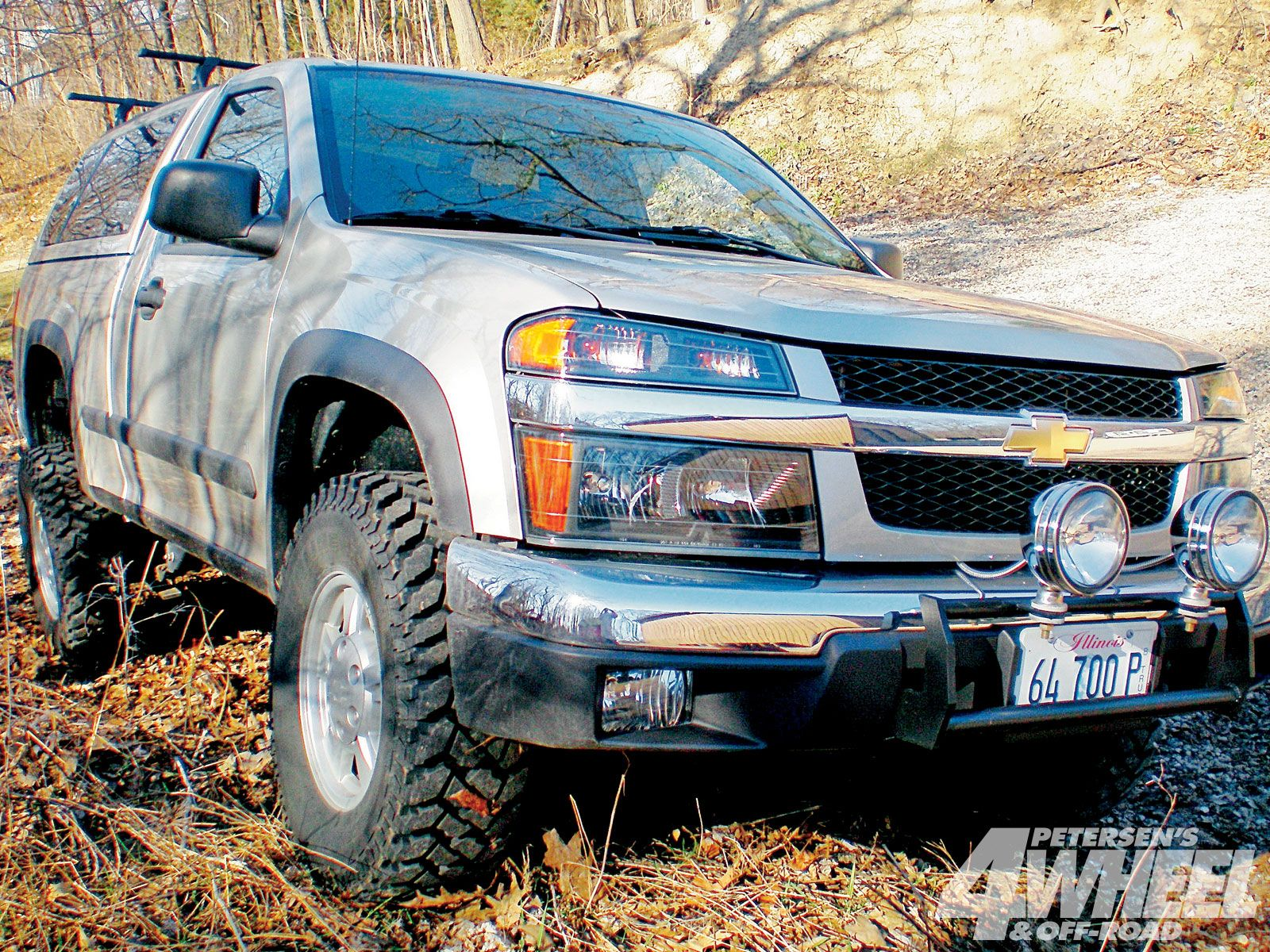 2007 Chevy Colorado FOR SALE