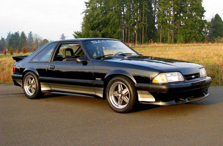 Saleen Mustang. 80's? yeah......Awesome?  yeah.....