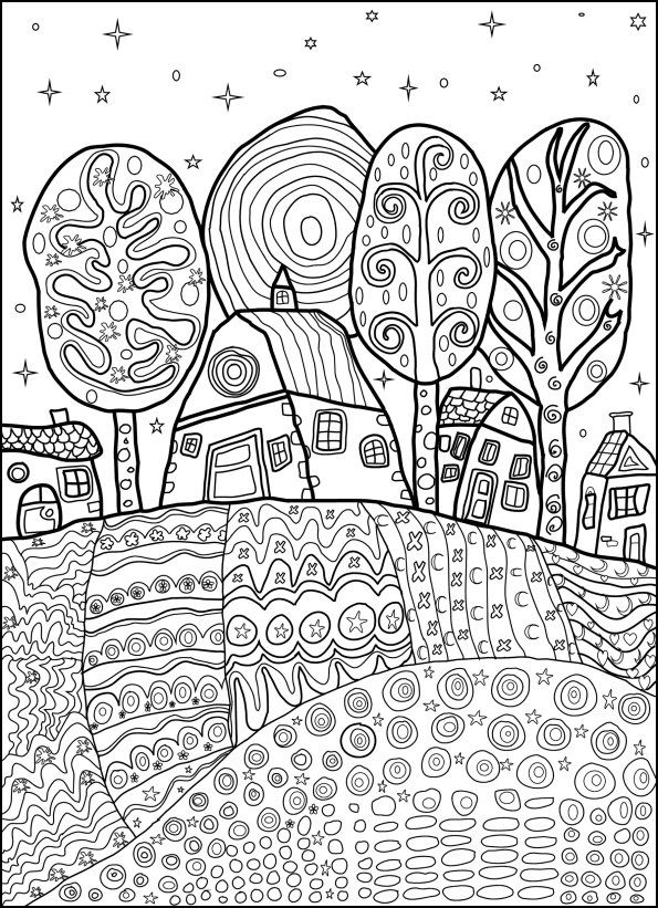 Pin Von Andreia Silva Auf Livres A Colorier Ausmalbilder Ausmalen Bilder