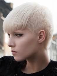pelo muy corto mujer rapado Buscar con Google Cortes Pinterest