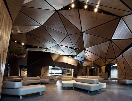 Wellington Airport International Passenger Terminal It