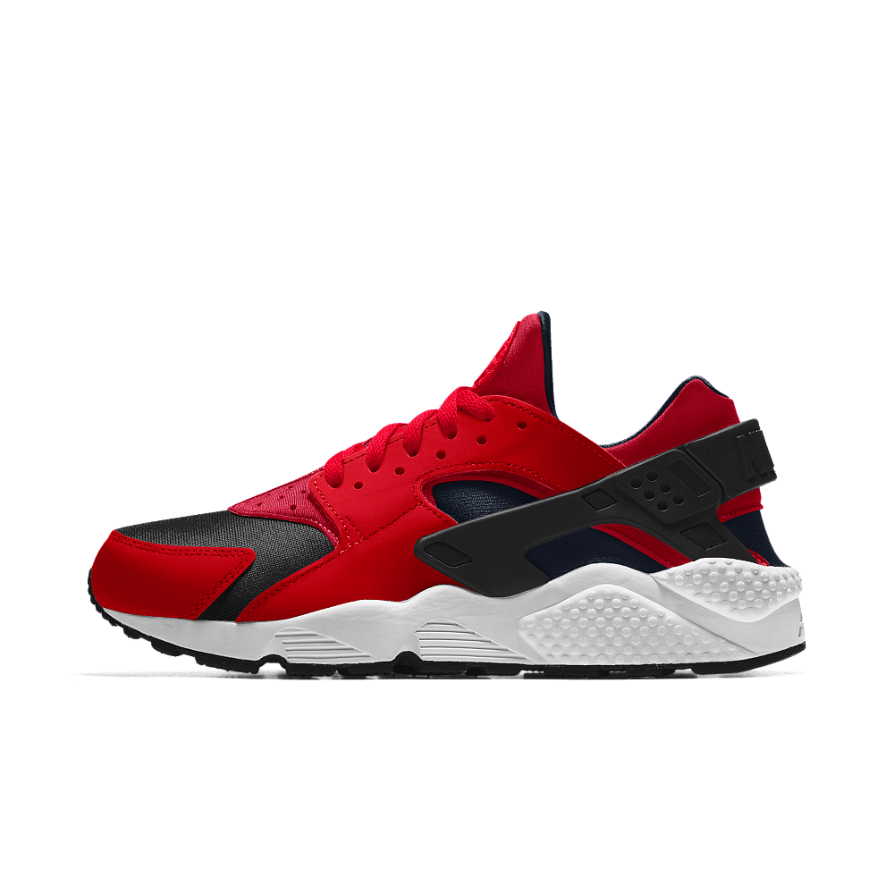 factory price 463df d9465 Nike Air Huarache Essential iD Men s Shoe Size 10.5 (Red)