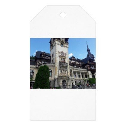 Sinaia 1 gift tags - travel photos wanderlust traveling pictures photo