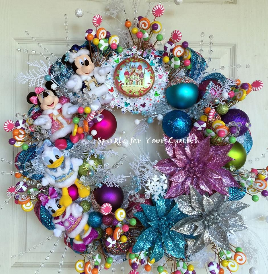 50 Kids' Favorite DIY Disney World Christmas Decorations