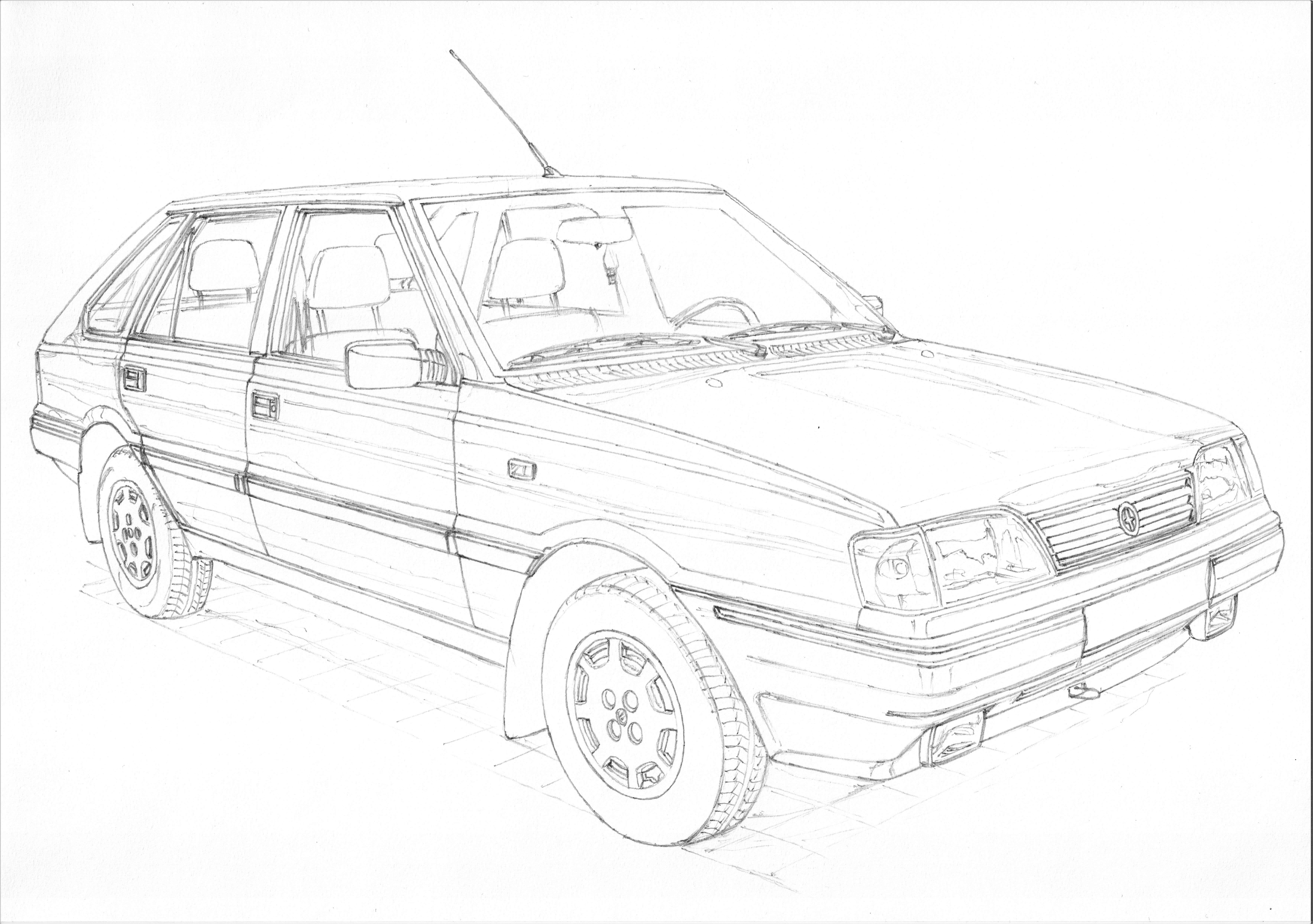 Fso Polonez Caro 1 3 Simple Old Polish Car How Many Legends Are There About This Relic Of The Communist Regime Which In Democratic P Car Polish Hatchback Car