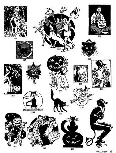 vintage halloween quilt patterns google search h ween paper rh pinterest com au vintage halloween clipart vintage halloween clipart black and white