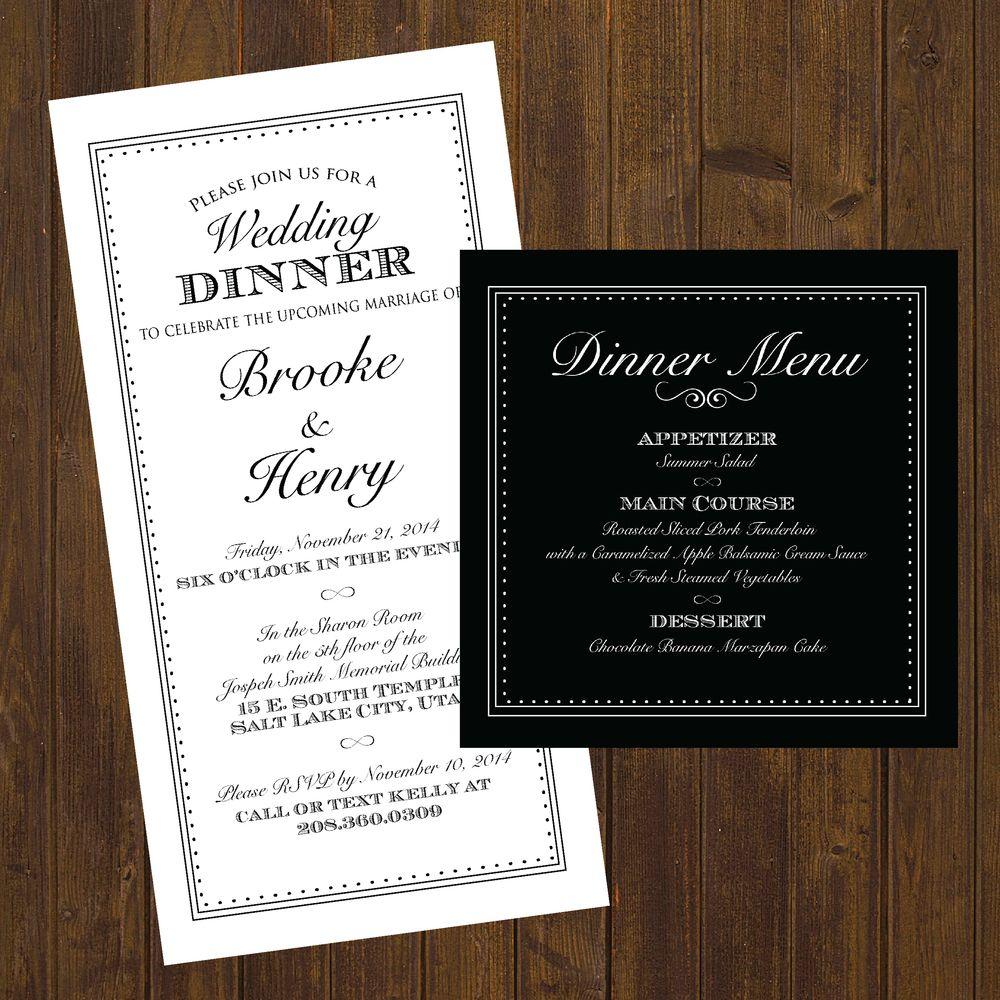 Diy Wedding Food Menu Ideas: Wedding Menu, Wedding Menu Cards, Wedding Menus, Menu