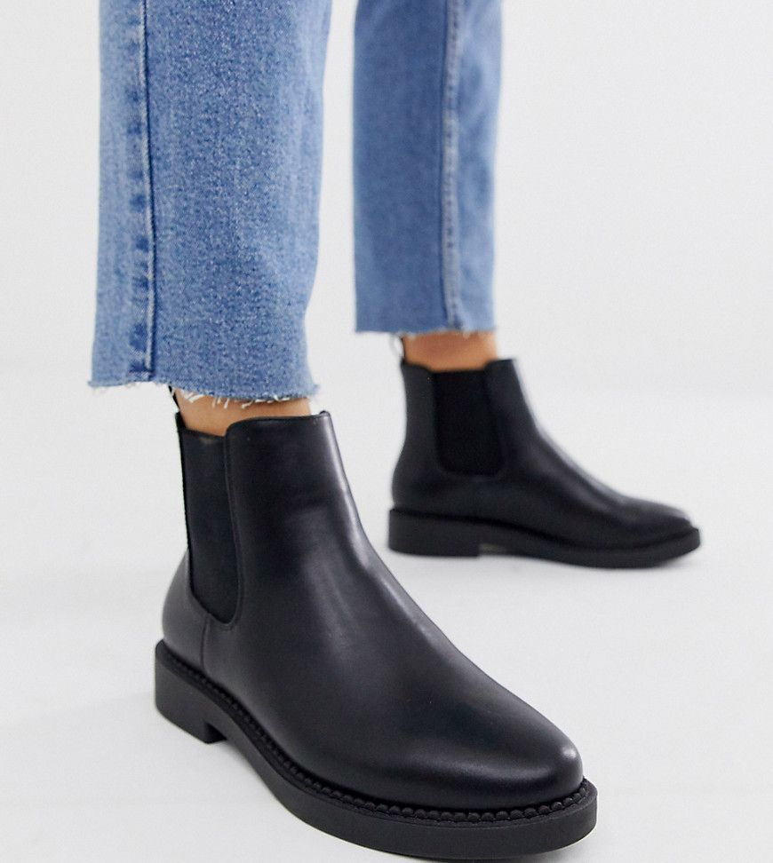 Asos Wide Fit Chelsea Boots Review in