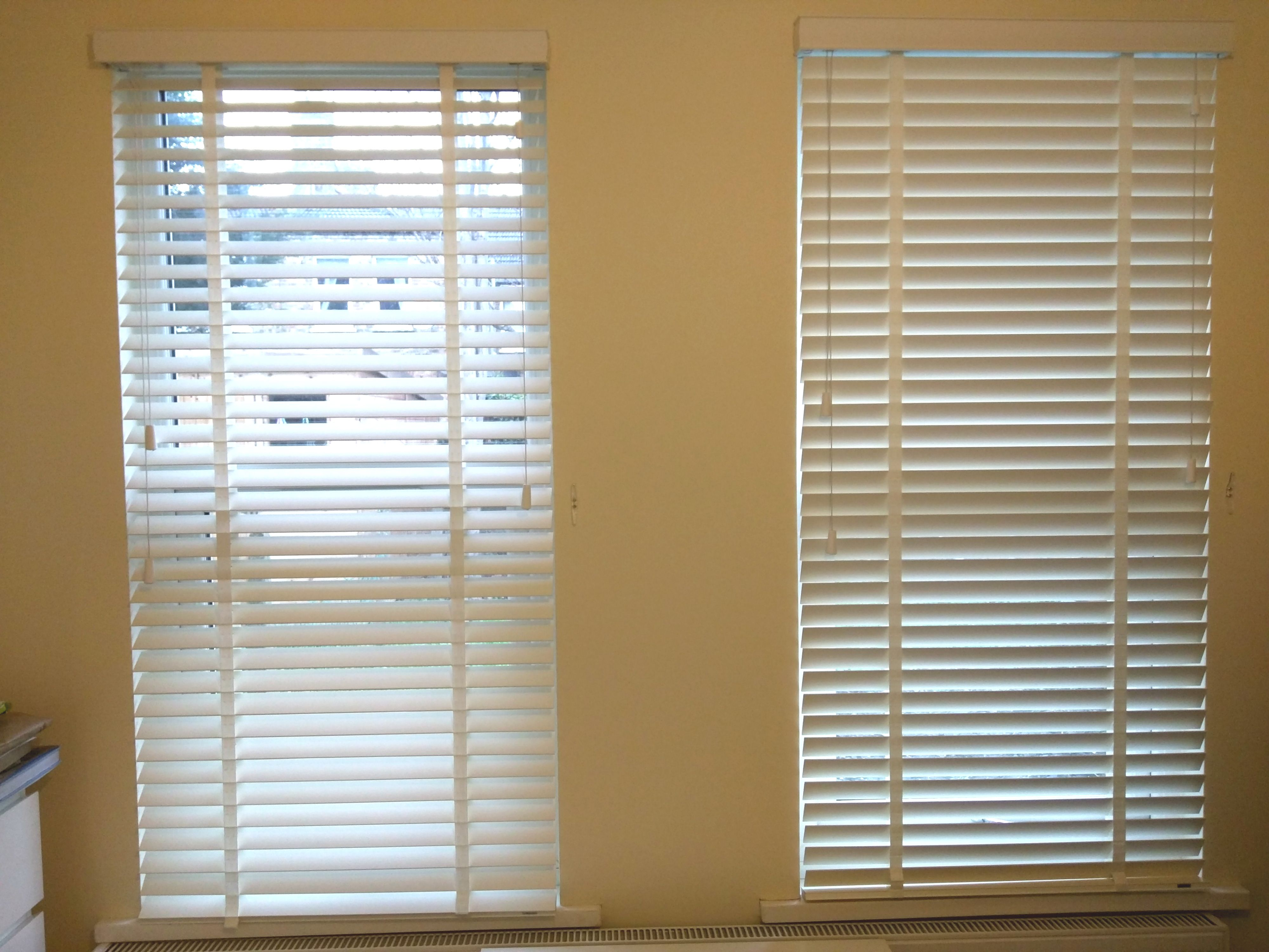 Wooden Venetian Blinds With Tapes Bedroom Blinds