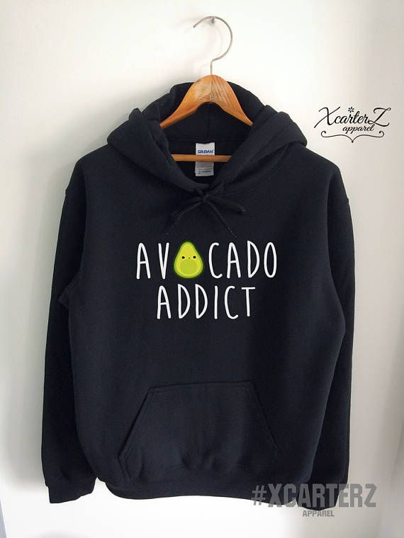 880475be6a8 Avocado Hoodie Avocado Sweater Vegan Hoodie Vegan Sweater Vegan Sweatshirt  Vegetarian Merch Jumper S