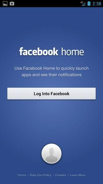 Facebook Home Rated Just 1 Star by 44% of Google Play