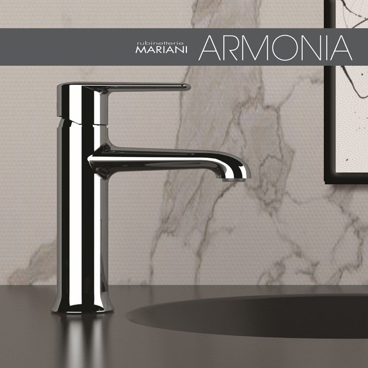 Single Lever Mixer From Armonia Faucets Collection Miscelatore