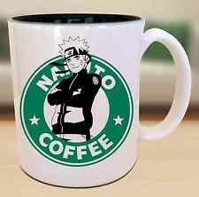 Naruto Starbucks Anime Manga Japanese Insipred Cartoon Geek Nerd Mug
