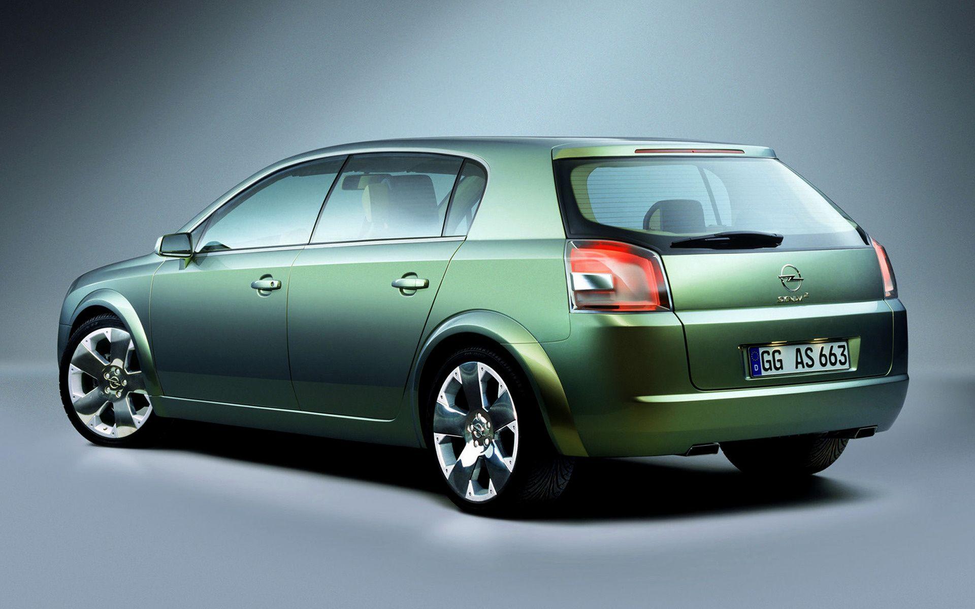 2001 Opel Signum Ii Concept