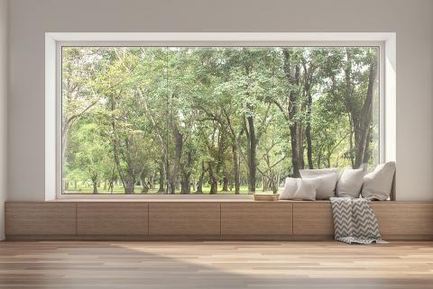 Sitzfenster: Den Sitzplatz am Fenster gestalten
