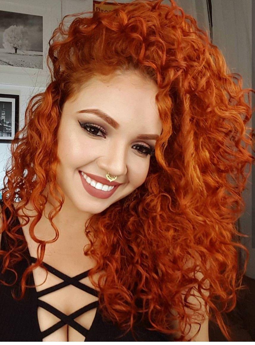 Haircolor Hair Color Curly Hair Styles Hair Styles