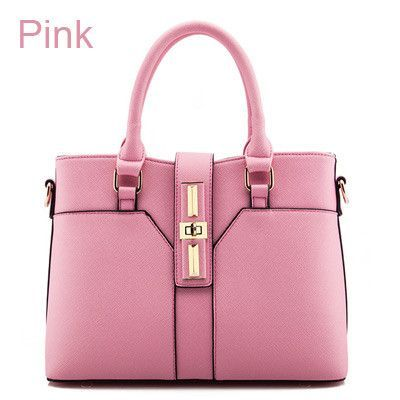 Women Bag 2016 Solid Shoulder Bag Handbags Women Famous Brands Hard Office Fashion  PU Leather China 93437bb18c
