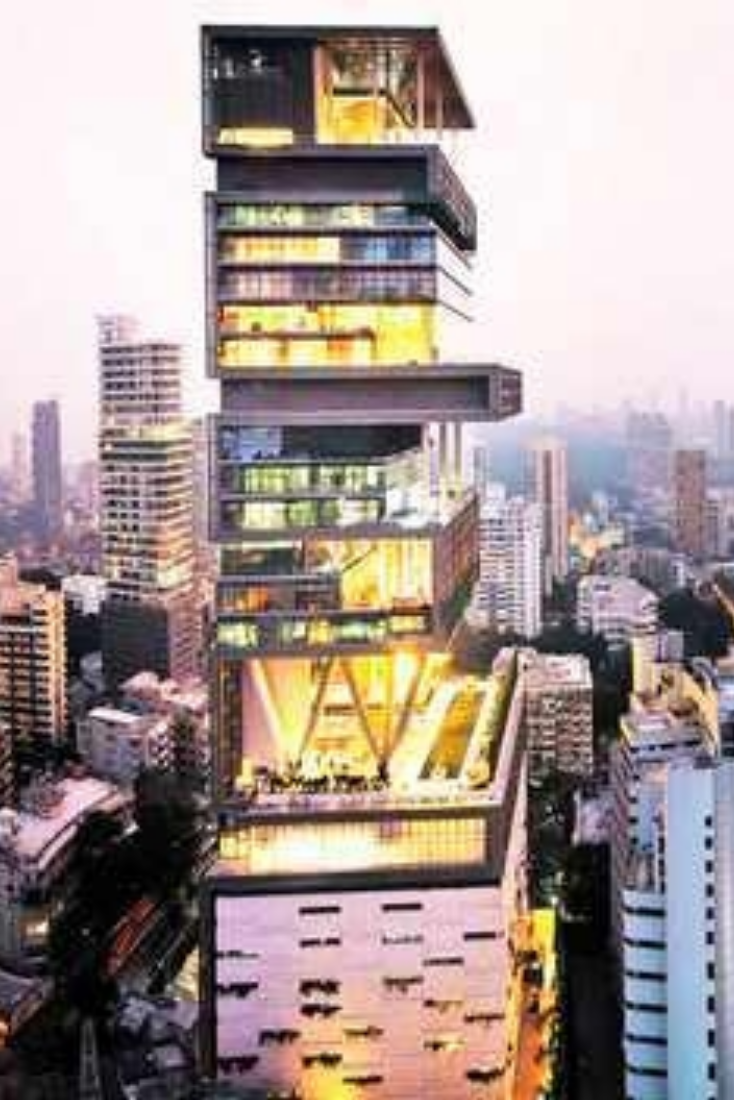 Www Justclose Com Mumbai Mostexpensive Home Expensive Luxury India House See Our Realestate Websi Ambani House Expensive Houses Mukesh Ambani House