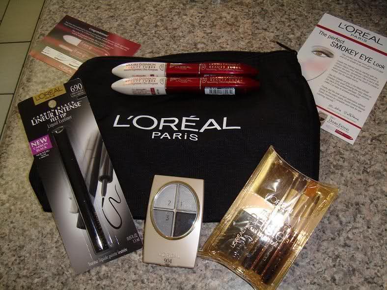 L'Oréal | cosmatics: L'oreal Paris Makeup Kit