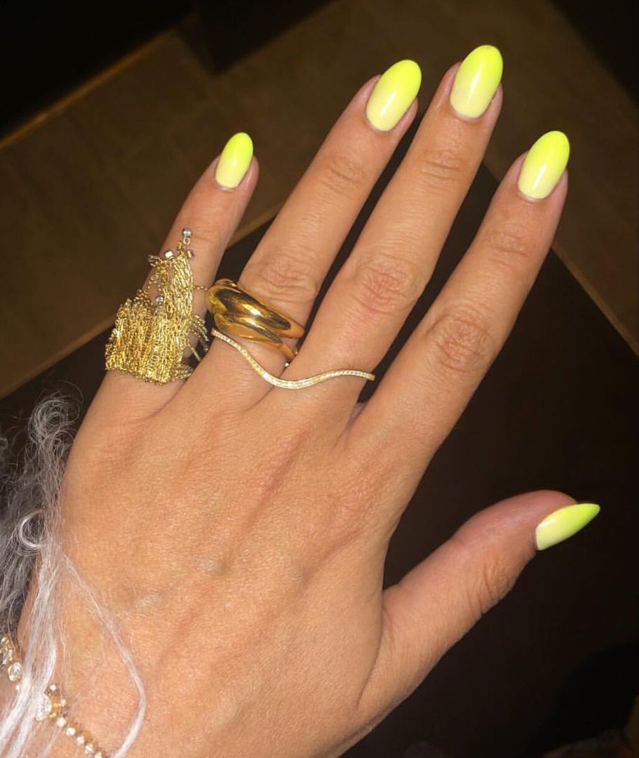 Best and Newest Yellow Nail Designs for 2021 | NAILSPIRATION