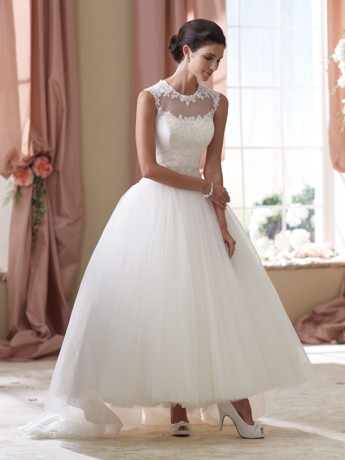 Style No. 114294 » David Tutera for Mon Cheri » wedding dresses 2013 ...