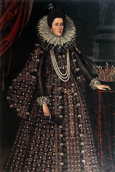 Maria Maddalena of Austria - Tiberio di Tito - 1610
