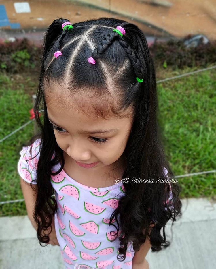 Peinados Para Ninas 𝙔𝙊𝙐𝙏𝙐𝘽𝙀 Op Instagram 𝑯𝒐𝒍𝒂 𝒄𝒉𝒊𝒄𝒂𝒔 𝒉𝒐𝒚 𝒆𝒔 Peinados Infantiles Peinados Para Ninas Trenzas Bonitas Para Ninas