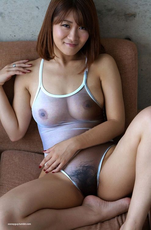 Very hairy asian girls