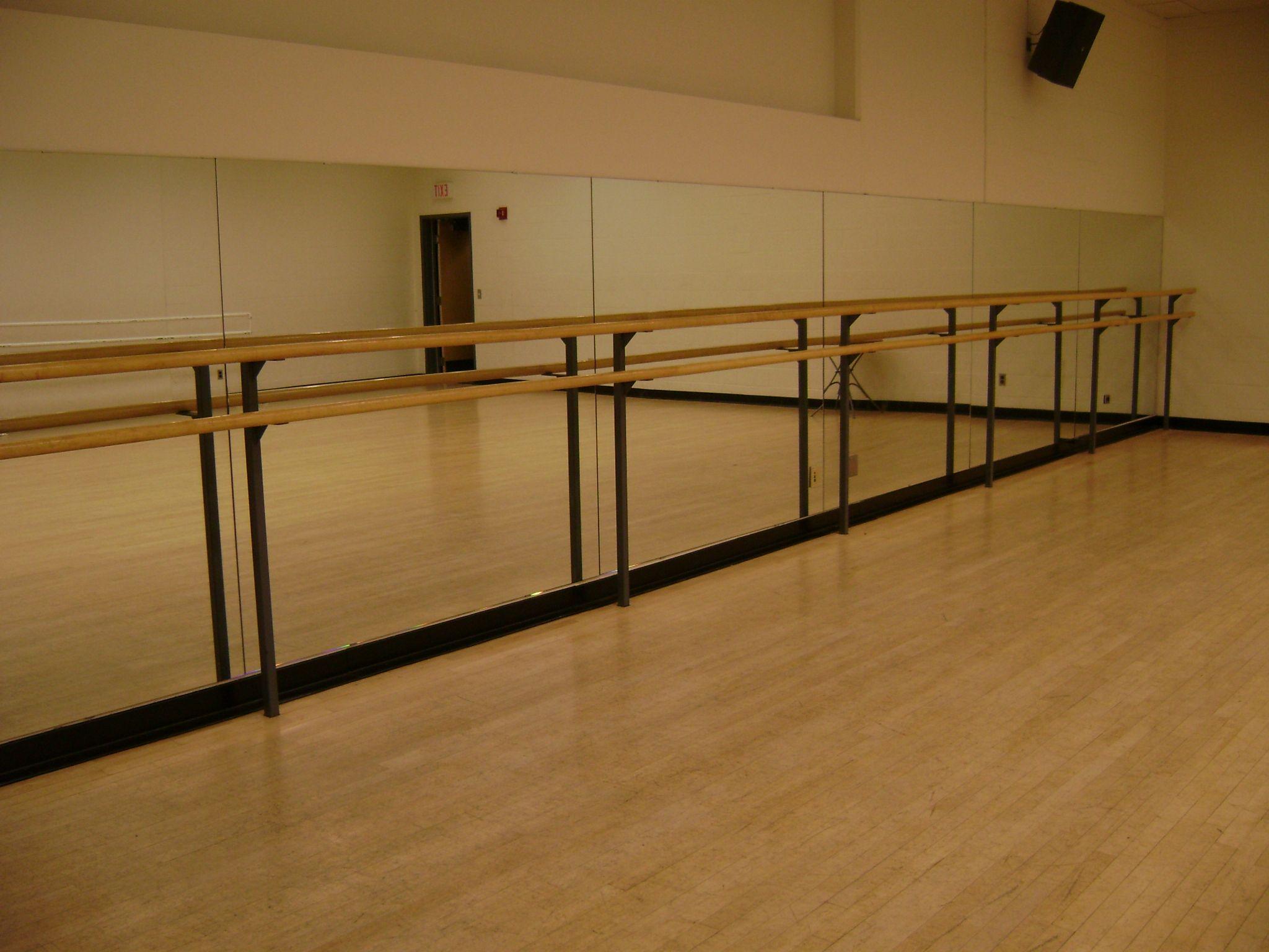 Ballet Studio Dance Lesson House Flooring Ballet Room House