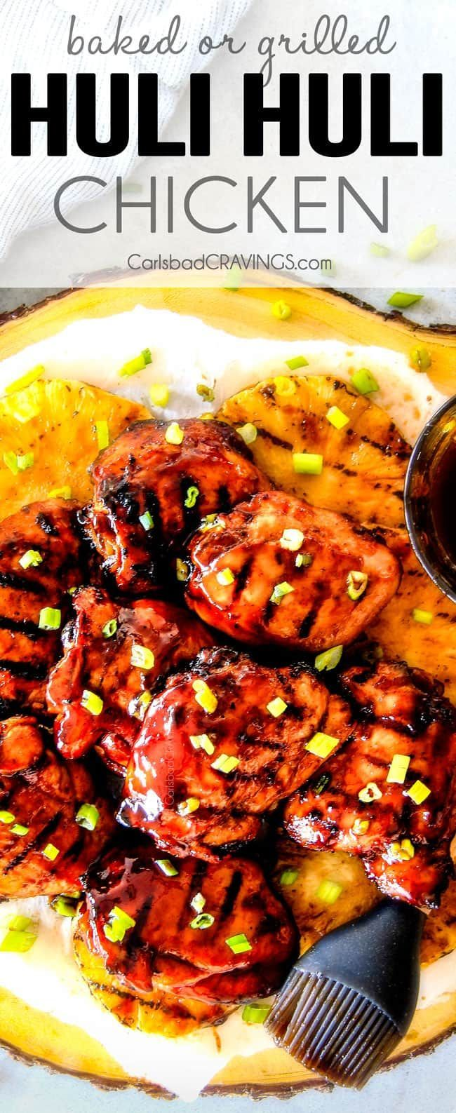 Photo of Huli Huli Chicken (Baked or Grilled) (+ Video!)